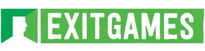 Логотип проекта «EXITGAMES»