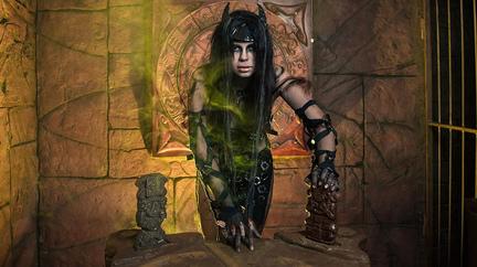 Квест «Пророчество майя» от компании «Внедрение»