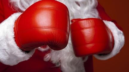 Квест «Плохой Санта» от компании «Lockation»
