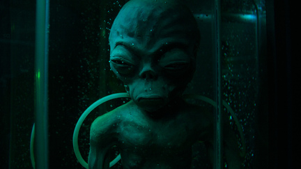 Квест «X-Files» от компании «ВыХод»