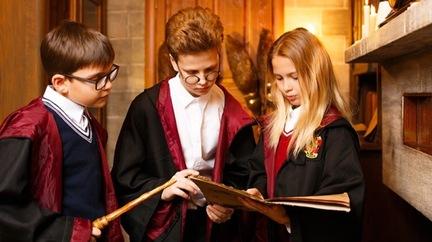 Квест «Гарри и Темный Лорд» от компании «ВыХод»