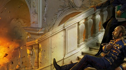 Квест «Серебряный век» от компании «Questoria»
