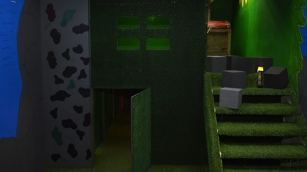 Квест «Мир Майнкрафта» от компании «Корпорация праздников»