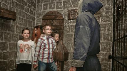 Узники подземелья